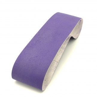 400 grit diamond resin belt 8x3 image