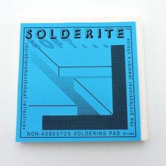 solderite soft soldering pad image