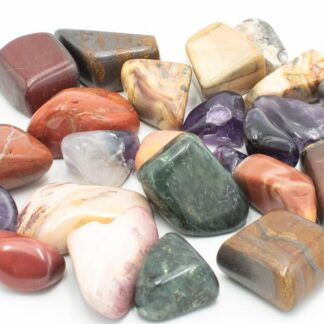 TUMBLE POLISHED ROCKS